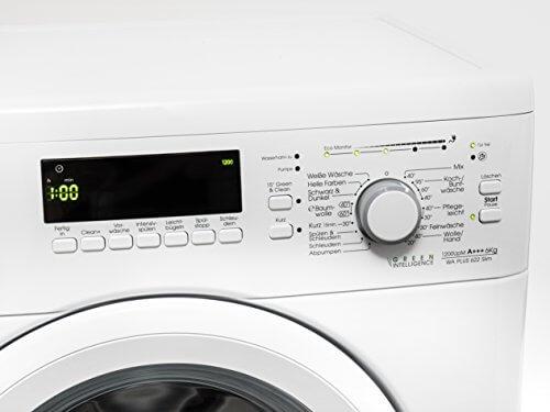 Bauknecht wa plus slim waschmaschine im test