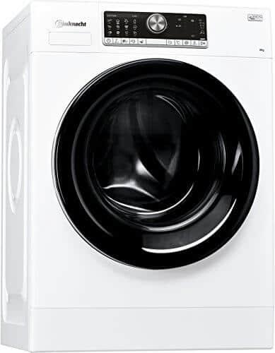 bauknecht-wm-style-824-zen Frontansicht Bauknecht Waschmaschine
