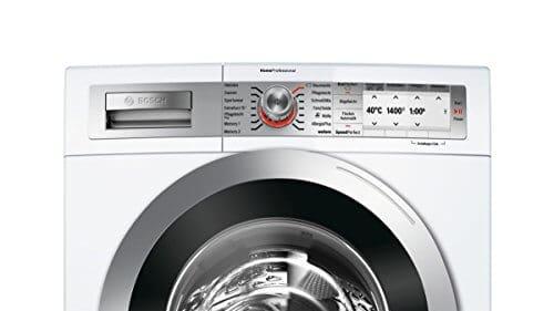 bosch way28742 waschmaschine im test 07 2018. Black Bedroom Furniture Sets. Home Design Ideas