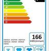 gorenje-wa-7900 Energielabel