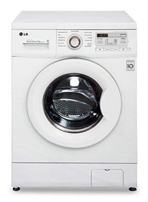 lg-electronics-f-14b8-qda0h Frontansicht LG Waschmaschine