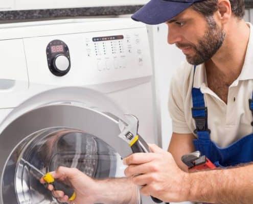 Waschmaschine geht nicht mehr an