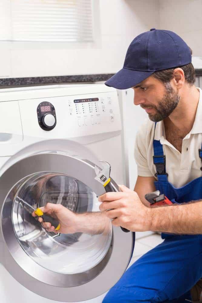 Miele Waschmaschine geht nicht mehr an. Kein Strom