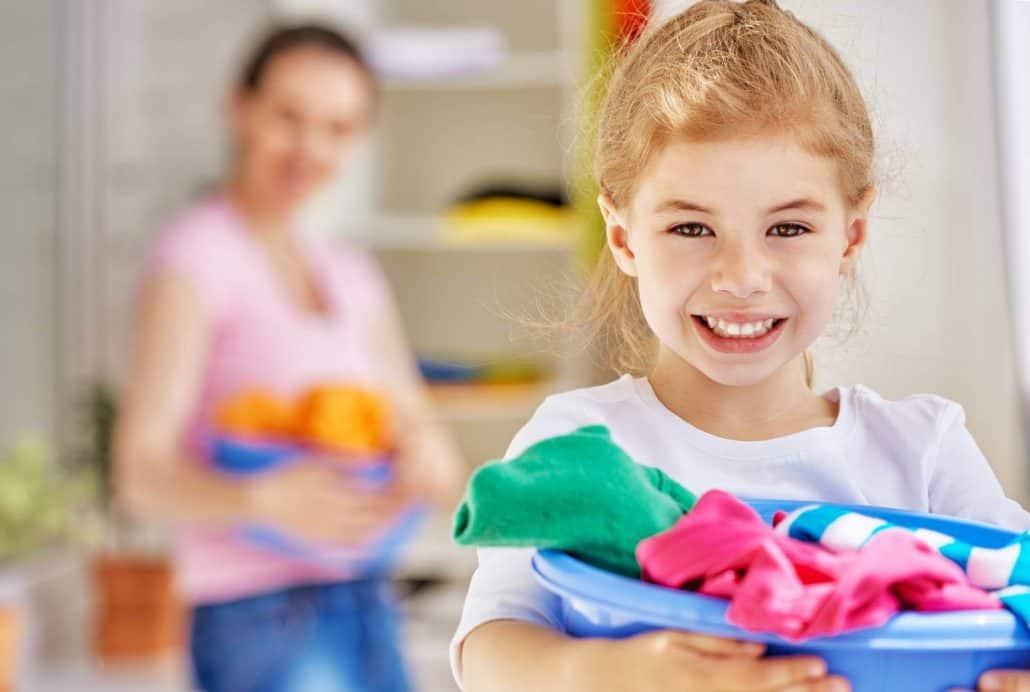 Hanseatic Waschmaschinen sind beliebte Geräte bei Familien