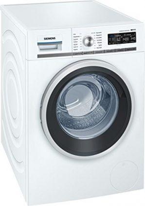 Siemens-WM14W640-iQ700 Moderne Siemens Waschmaschine