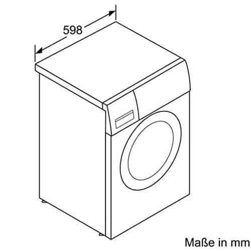 Bevorzugt Siemens WM14B222 Waschmaschine im Test [Februar 2019] XV69