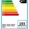 Bauknecht WA PLUS 844 Energielabel