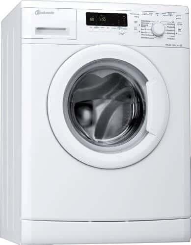 Bauknecht WA PLUS 844 Umfangreich ausgestattete Bauknecht Waschmaschine