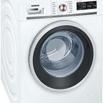 Siemens-iQ700-WM14W5FCB-iSensoric-Premium-Waschmaschine-A-1400-UpM-9-kg-Wei-SpeedPerfect-AquaStop-Antiflecken-System-0