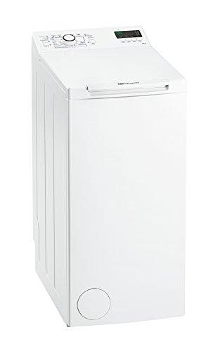 Bauknecht WAT Prime 752 Di Waschmaschine TL / A+++ / 174 kWh/Jahr / 1200 UpM / 7 kg / Startzeitvorwahl und Restzeitanzeige /FreshFinish - verhindert zuverlässig Knitterfalten / weiß