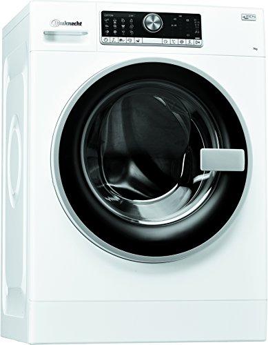 Bauknecht WM Trend 724 ZEN Waschmaschine Frontlader / A+++ B / 1400 UpM / 7 kg / weiß / extrem leise mit 48 db / ZEN Direktantrieb