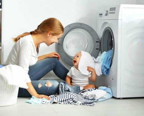 4 Tipps zum Wäsche sortieren - Zeit und Geld sparen