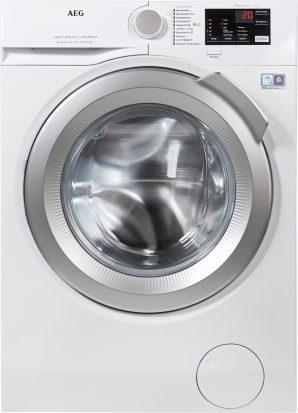 AEG L6FB55480 Moderne AEG Waschmaschine