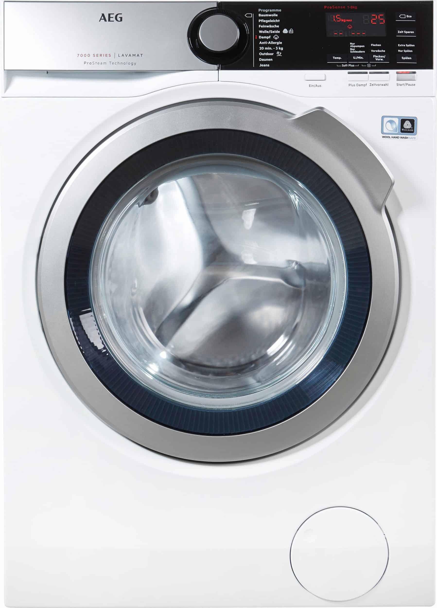 Aeg L7fe68pros Waschmaschine Im Test 072018
