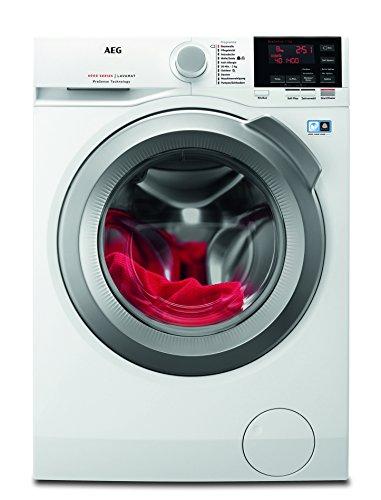 aeg l6fba48 waschmaschine im test 02 2019. Black Bedroom Furniture Sets. Home Design Ideas