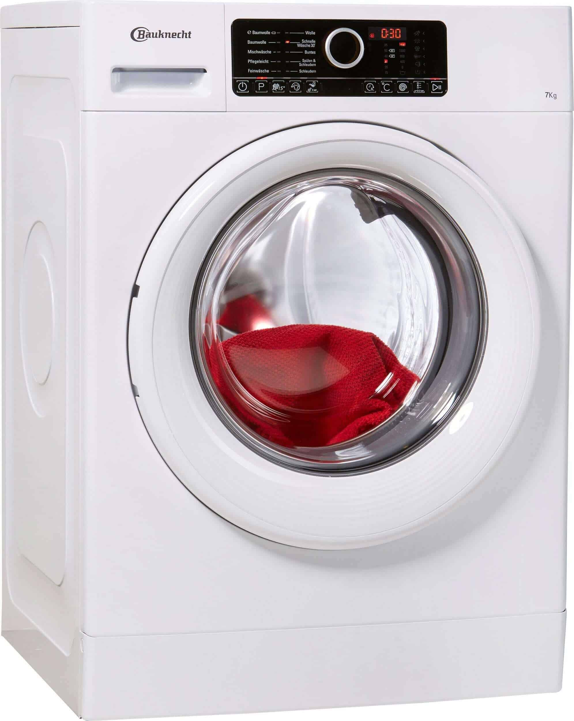 Bauknecht Super Eco 7416 Moderne Waschmaschine
