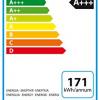 Bauknecht-WA-744-BW Energielabel