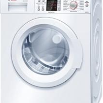 Bosch WAQ28442 Frontansicht Waschmaschine