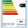 Candy-EVOT-1207-1D Energielabel