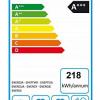Candy-Waschmaschine-GSV149DH3Q1-S-A Energielabel
