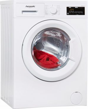 Hanseatic Hwm 914 A3 Solide Waschmaschine von Hanseatic