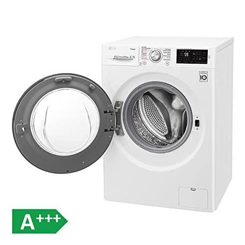 lg f 14wm 8p5kg waschmaschine im test 07 2018. Black Bedroom Furniture Sets. Home Design Ideas