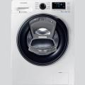 Samsung WW80K6404QW EG Samsung Waschmaschine mit Nachlegefunktion