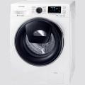 Samsung WW80K6404QW EG Frontansicht Samsung Waschmaschine