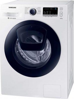 Samsung Ww8ek44205w Eg Samsung Waschmaschine mit Nachlegefunktion
