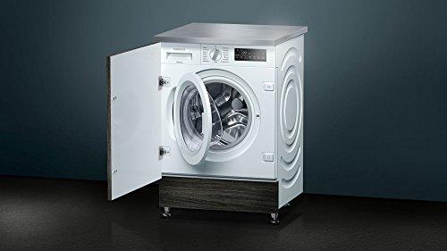 Siemens wi w einbau waschmaschine im test