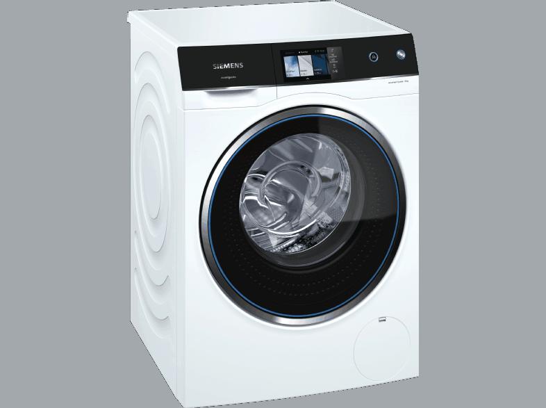 siemens wm14u940eu waschmaschine im test 07 2018. Black Bedroom Furniture Sets. Home Design Ideas