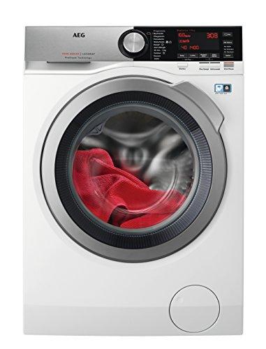 AEG LAVAMAT L7FE86604 Waschmaschine / A+++ / 1600 UpM / Dampfprogramm / Mengenautomatik / weiß / Frontlader