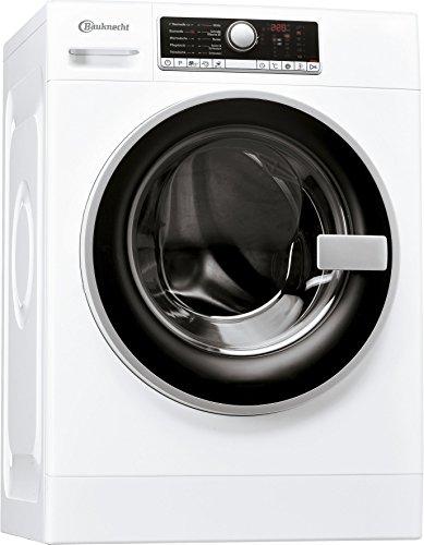 Bauknecht WM Trend 914 ZEN Waschmaschine FL / A+++ / 125 kWh/Jahr / 1400 UpM / 9 kg / sehr leise mit 48 dB /ZEN Direktantrieb / weiß