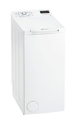 Bauknecht WMT EcoStar 722 Di Waschmaschine TL / A++ / 190 kWh/Jahr / 1200 UpM / 7 kg / Startzeitvorwahl und Restzeitanzeige / FreshFinish - verhindert zuverlässig Knitterfalten / weiß