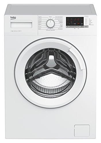 Beko WML 81433 NP Waschmaschine Frontlader / A+++ / 1400 UpM / Mengenautomatik / weiß