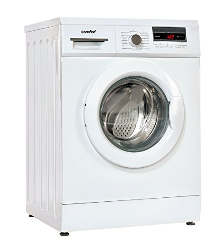 Comfee WM 7014 A+++ Waschmaschine FL / 175 kWh/Jahr / 1400 UpM / 7 kg / 10000 L/Jahr / ECO Programm / Sportbekleidung / weiß