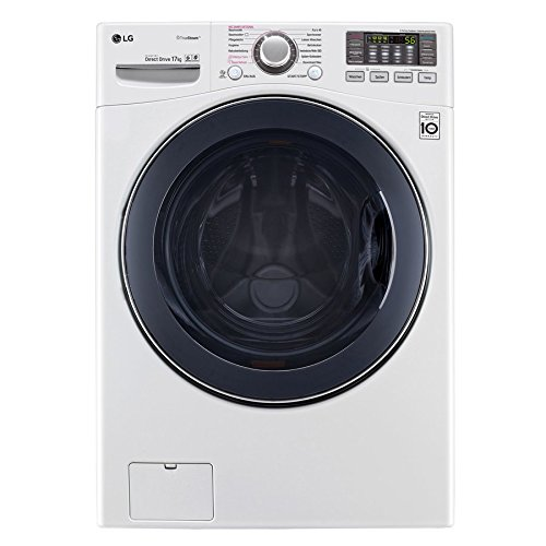 LG Electronics F 11WM 17VT2 Waschmaschine Frontlader / A++ / 1100UpM / TurboWash / True Steam / weiß