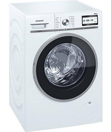 Siemens WM6YH741 Waschmaschine Frontlader/A+++/1555 UpM/Antiflecken-System/Nachlegefunktion