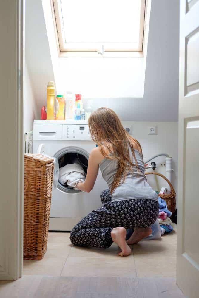 Hoover Waschmaschinen sind perfekt für Menschen mit wenig Platz.