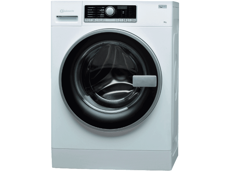 Bauknecht wa prime 854 z waschmaschine im test 07 2018