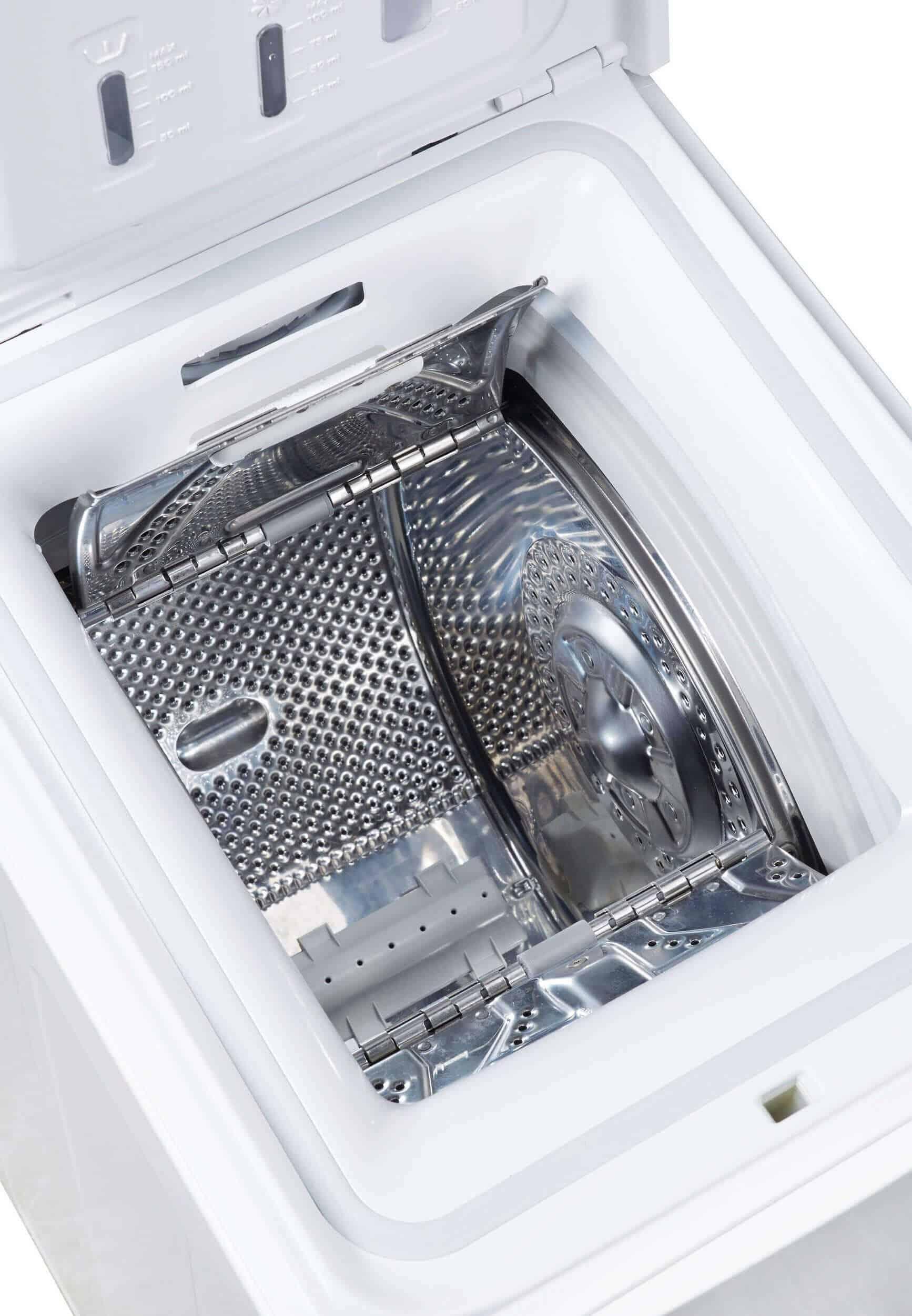 Bauknecht Wat Prime 752 Ps Waschmaschine Im Test 022019