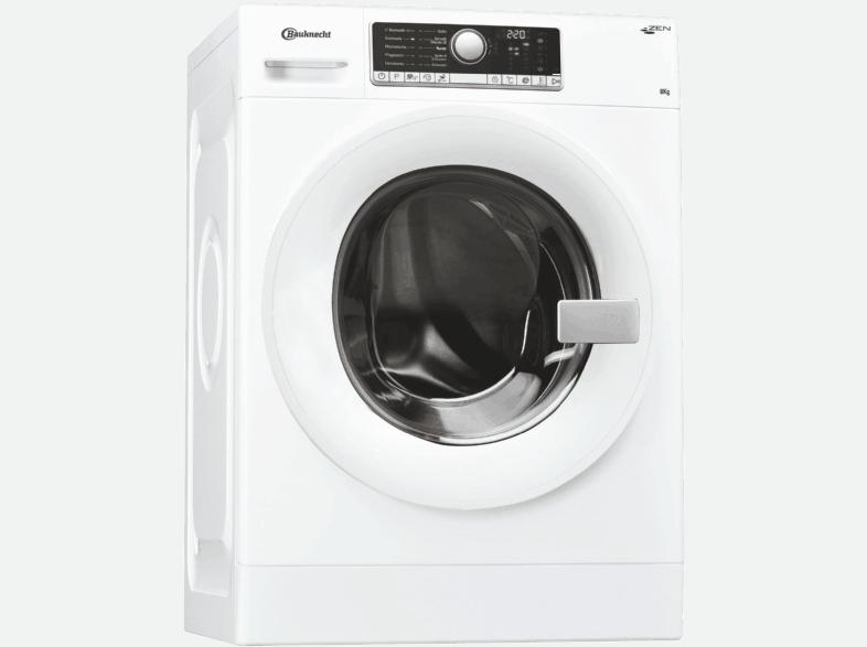 Bauknecht Wm Move 814 zen Sparsame Waschmaschine von Bauknecht