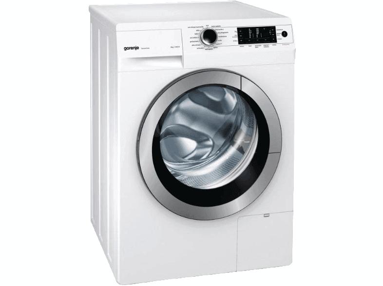gorenje w8554tx i waschmaschine im test 07 2018. Black Bedroom Furniture Sets. Home Design Ideas