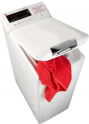 Hoover Next S364 Ta Hoover Toplader Waschmaschine