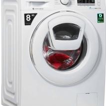 Samsung Ww 80 K 5400 Ww Eg Hochwertige Waschmaschine mit Nachlegefunktion