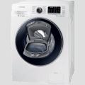 Samsung Ww8ek5400uw Eg Ansicht Front der Samsung Waschmaschine