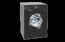 Gorenje W7243pb Frontansicht moderne Gorenje Waschmaschine