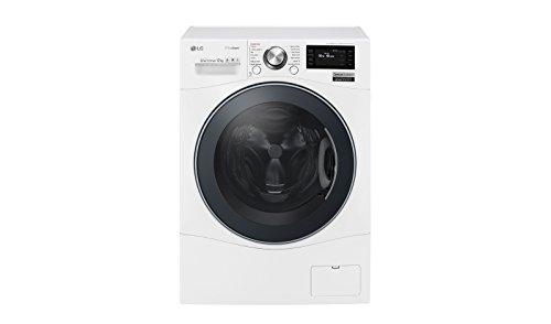 LG Electronics F 16F9 BDS2H Waschmachine / A+++ / 1600 UpM / 73 kg / Weiß / Inverter Direct Drive