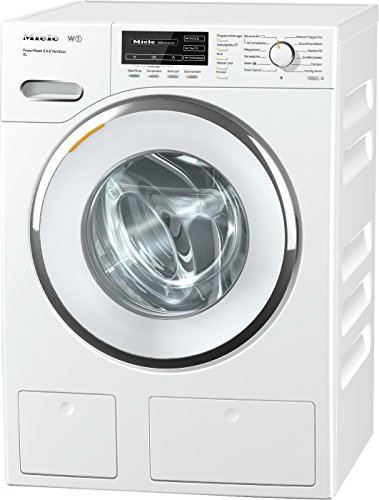Miele WMH262WPS PWash 2.0 & TwinDos XL W1 Waschmaschine Frontlader mit SteamCare/A+++/1600 UpM/Quick Power Wash/Twin Dos