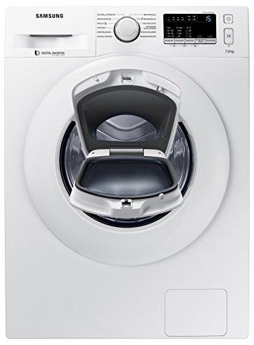 Samsung WW80K4420YW/EG AddWash Waschmaschine Frontlader/A +++/1400UpM/AddWash/SmartCheck [Energieklasse A+++]